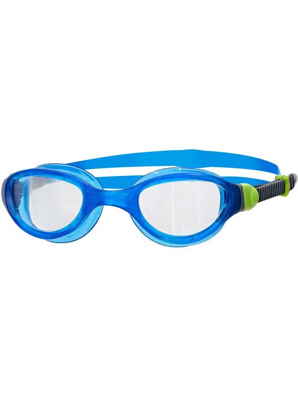 Phantom 2.0 Clear Goggles - Blue & Grey