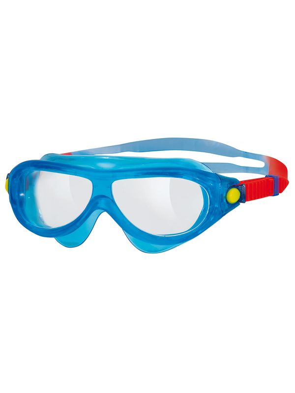 Phantom Kids Blue & Red Clear Lens Mask
