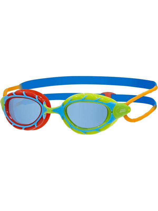 Predator Junior Tinted Goggles - Multi & Blue