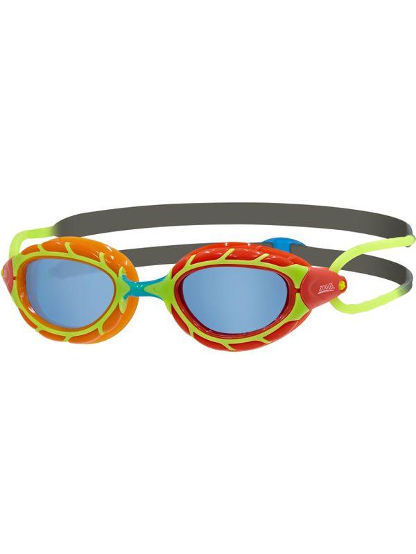 Predator Junior Tinted Goggles - Multi & Grey