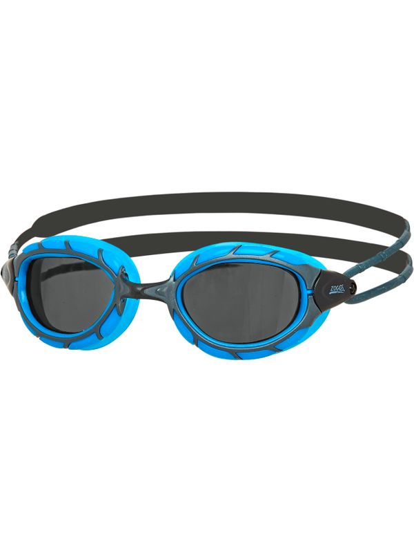Predator Smoked Goggles - Small Fit Blue & Black