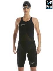 Speedo LZR Racer Elite 2 Black Kneelength