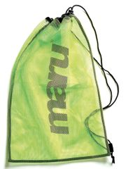 Maru Mesh Lime Training Bag