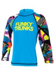 Funky Trunks Bel Air Beats Rash Shirt
