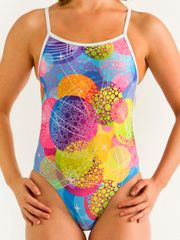 Zealous Bubblegum Blitz Womens One Piece