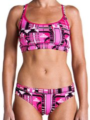 Funkita Empire Rose Womens Sports Bikini