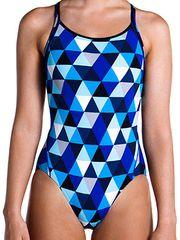 Funkita Diamond Vapour Womens One Piece