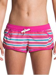 Funkita Chelsea Stripe Girls Watershort
