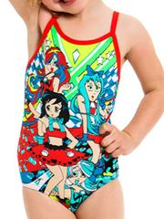 Funkita Blue Moon Girl Toddlers One Piece