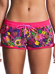 Funkita Lolly Floral Womens Watershort