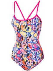 Speedo Primal Future Cranberry Womens One Piece