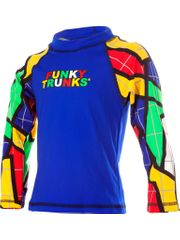 Funky Trunks Subprime Crisis Rash Shirt